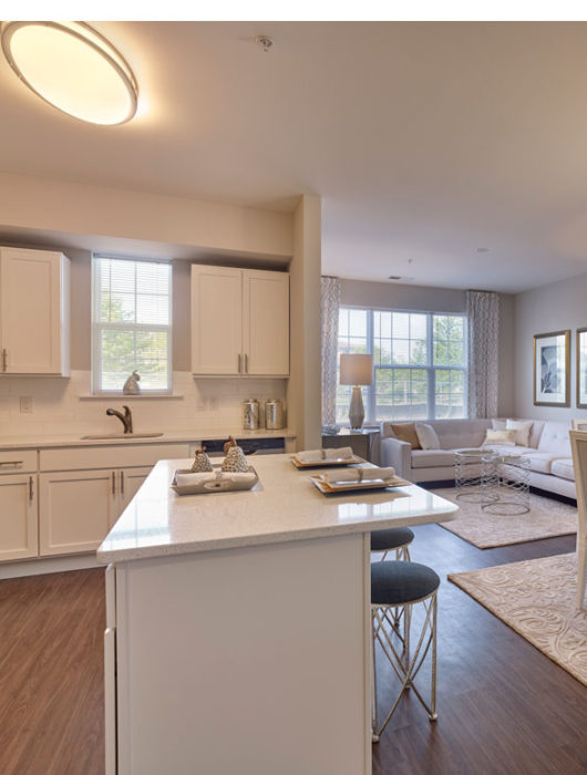 The Woods At East Windsor Filling Active Adult Demand For Upscale, Maintenance-Free Rental Living